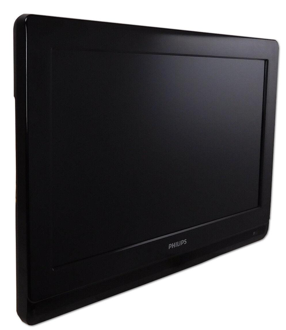 PHILIPS 55,9 cm (22 Zoll) Fernseher LCD HD-Ready HDMI USB CI 22HFL3331
