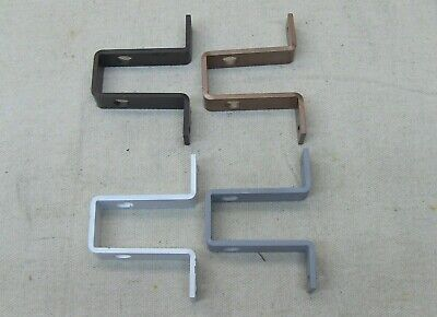 swing arm curtain rods