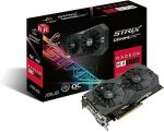 ASUS Radeon RX 570 4GB GDDR5 GPU (ROG-STRIX-RX570-O4G-GAMING) - $10 SHIPPING