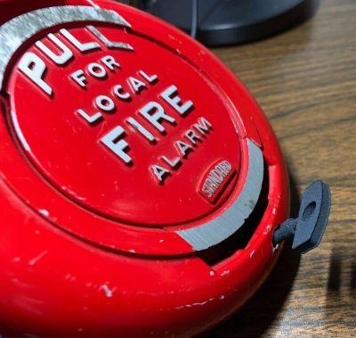 *Vintage* *Rare* Standard Electric Time Fire Alarm Pull Station Key 3D Print