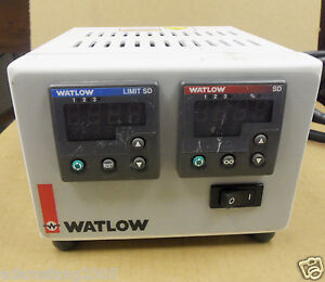 Watlow Winona Dual 9krr 2300 Controller