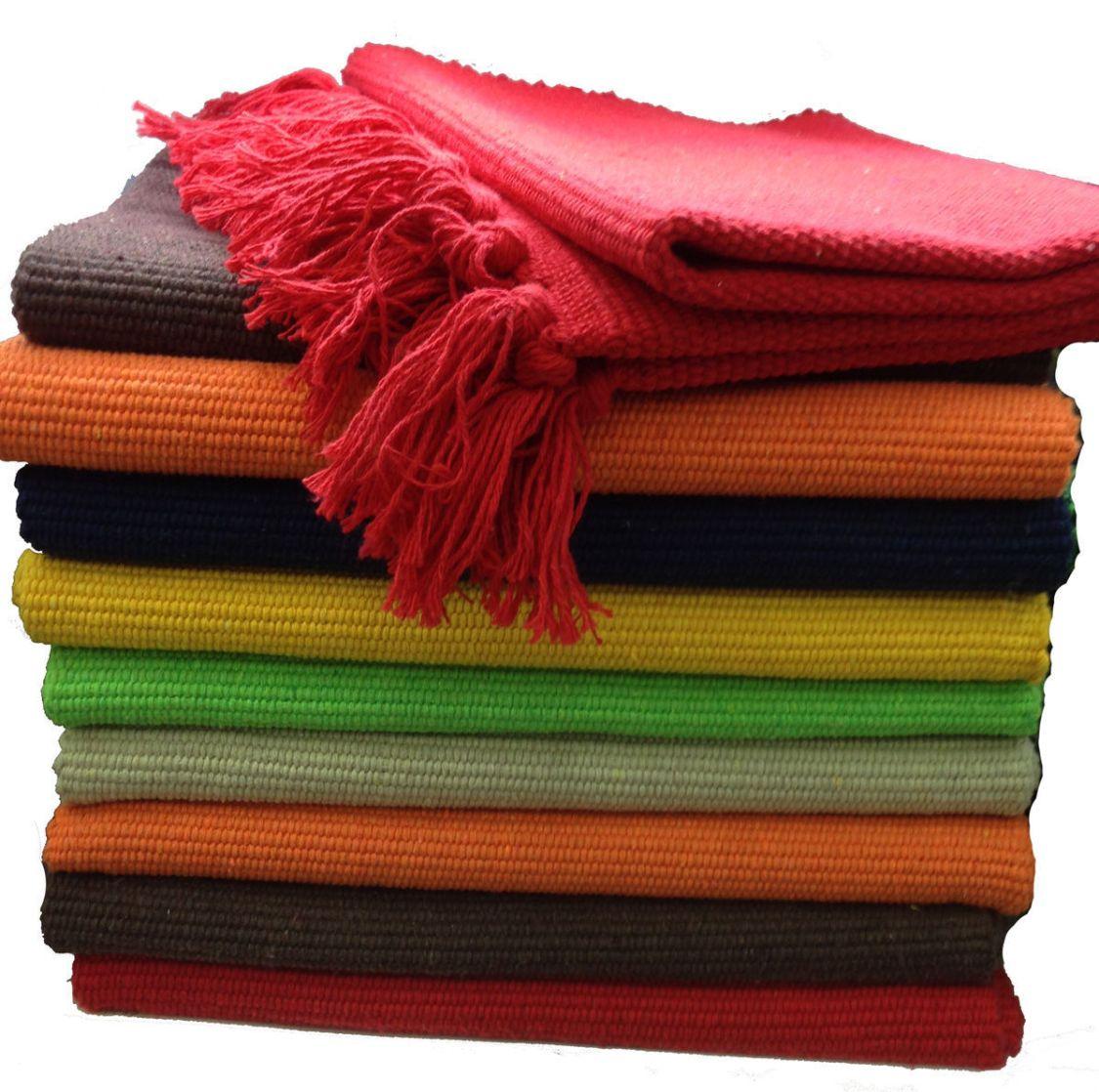 Fleckerlteppich Baumwolle Handweb Teppich Flickenteppich Fleckerl Handwebteppich