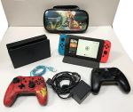 Nintendo Switch V2 32GB Neon Red/Neon Blue Console