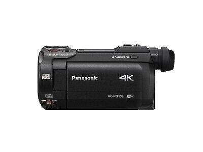 Panasonic HC-VXF999EG-K 4K Camcorder Ausstattung für Fortgeschrittene Profis
