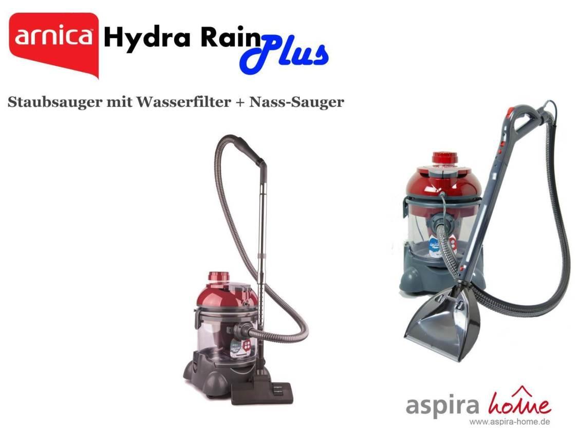 Waschsauger, Naßsauger, Extrahiergerät, Polsterreiniger - Teppichreiniger HEPA