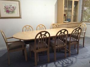 Parker Dining Table 1960 Extension Dining Table Tables And