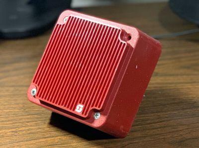 Simplex 2902-9732 Fire Alarm LifeAlarm Speaker Wall Red Atlas Sound