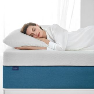 10 Inch Memory Foam Mattress With More Pressure Relief - Bed In A Box Full Queen 6