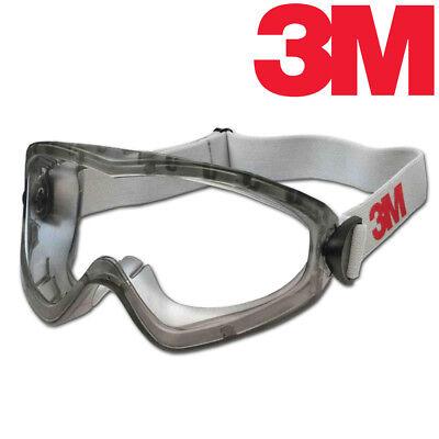 3M™ 2890 Schutzbrille Arbeitsschutzbrille Sicherheitsbrille Korbbrille Augen