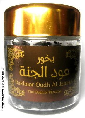 Hemani Arabisches Weihrauch aus Dubai 60g Oudh *räucherwerk Bakhoor Bakhour*