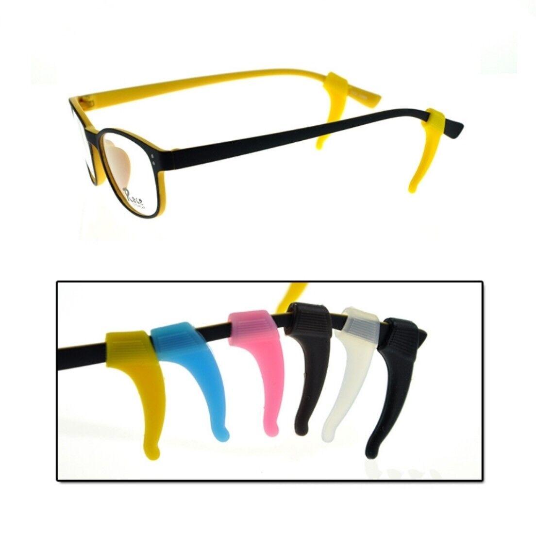 Sportbügelenden Fassungshalter Brillenhalter perfekter Halt Brille aufsteckbar