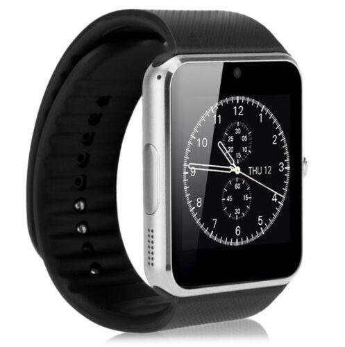 Smartwatch Bluetooth Armband Uhr + Kamera SIM Handy GT08 für Android und iPhone
