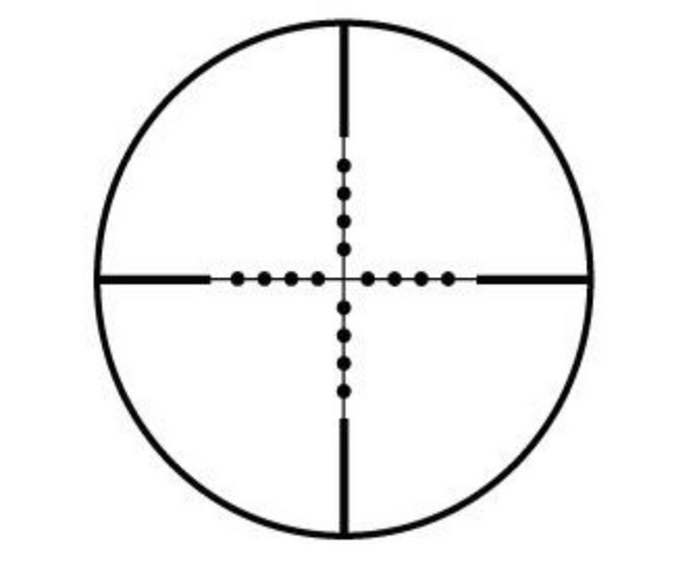 3 30x56 Tactical Rifle Scope Mil Dot Illuminated Reticle