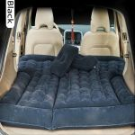 Black Suv Car Inflatable Mattress Travel Back Seat Air Bed Durable Camping Ebay