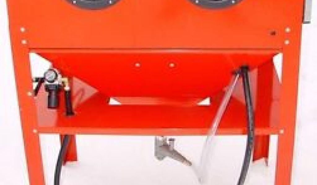 Sandblasting Cabinet Kit - Home & Garden Improvement Design