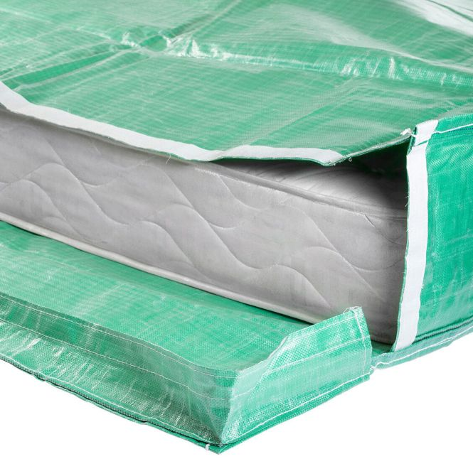 Mattress Moving Bags With Lifting Loops