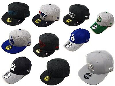 New Era Cap 9FORTY FORTY9 THIRTY9 9FIFTY 39THIRTY 59FIFTY 9TWENTY NFL MLB NBA