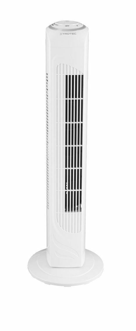 TROTEC Turmventilator TVE 29 T | Luftkühler Lüfter Ventilator Windmaschine Büro
