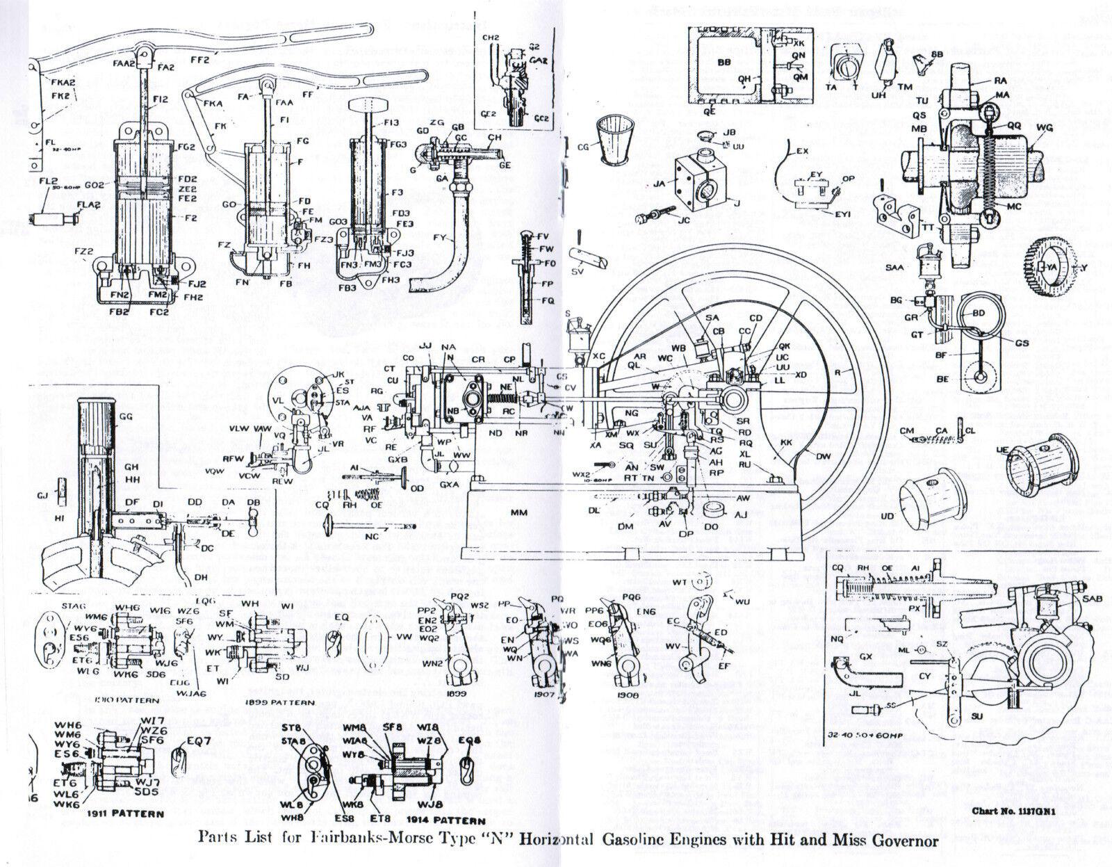 Fairbanks Morse Magneto Type R   Wiring Diagram Database