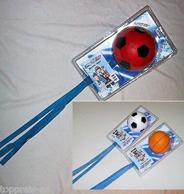 Fletschball Ball 6cm Outdoor Fun Sport Badespiel Wasser