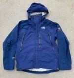 The North Face GORETEX XCR Blue Mountain Light Ski Parka Jacket Men's Size Large