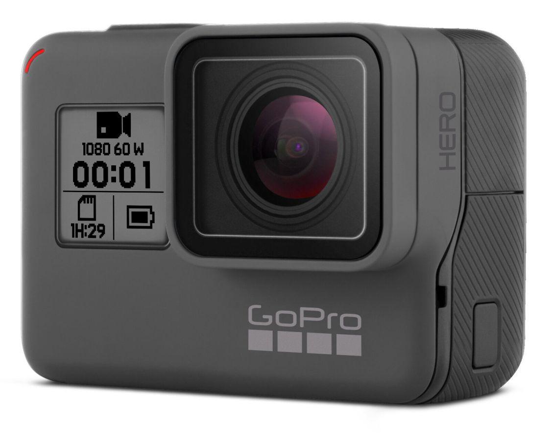 Actioncam GoPro Hero (2018) CHDHB-501-RW FullHD Action Cam 1080p Unterwasser