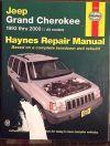 HAYNES GRAND CHEROKEE 1993-2000 ALL MODELS REPAIR MANUAL