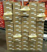adidas Originals Yeezy Boost 350 V2 Shoes 'Natural' FZ5246 Men's NEW