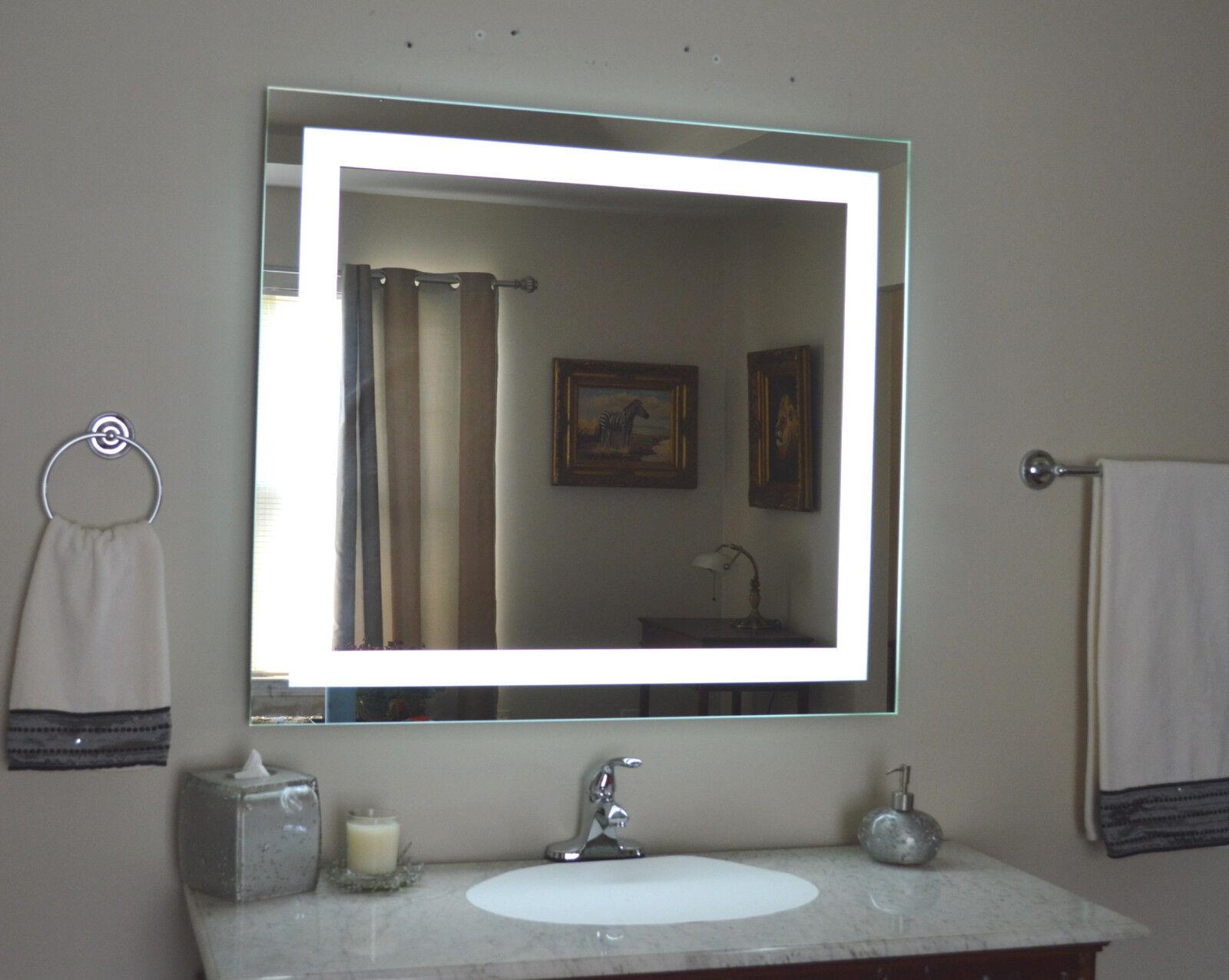 Tall Vanity Mirror Lights