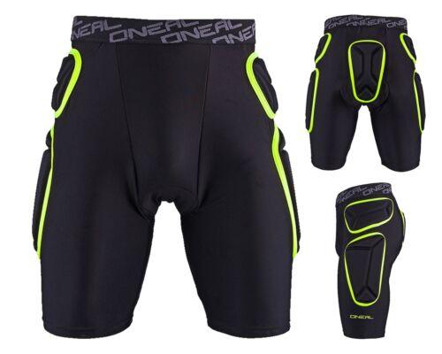 Oneal Trail Protektorenhose schwarz neon Downhill MX Enduro Schutzhose