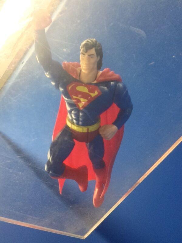 C51 Custom Power Flight Superman Kenner Man Of Steel Dc Universe Figure Ebay