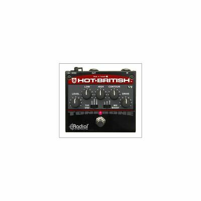 Tonebone Hot British V9 Tube Distortion - Distortion Pedal