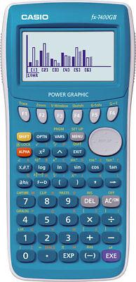 Casio FX7400 GII Grafikrechner - Taschenrechner mit grafischer Anzeige