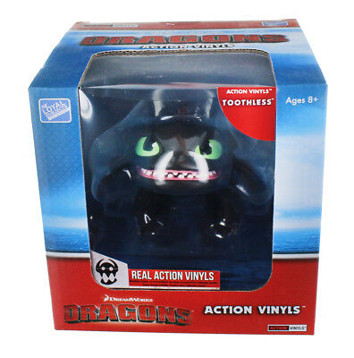 "How To Train Your Dragon 6""-7"" Action Vinyl: Toothless"