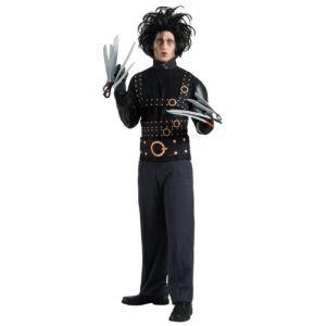 Edward Scissorhands Costume Adult Halloween Fancy Dress