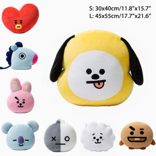 Plüsch Puppe Kissen Spielzeug Für KPOP BTS BT21 TATA SHOOKY RJ SUGA COOKY JIMIN
