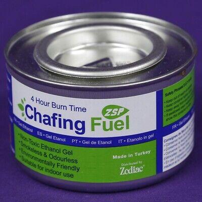 Ethanol Fuel Chafer Gel Single Paraffin Greenhouse Heater 2.5h Can BBQ Buffet