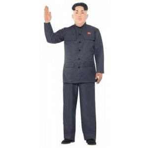 Dictator Costume Halloween Fancy Dress