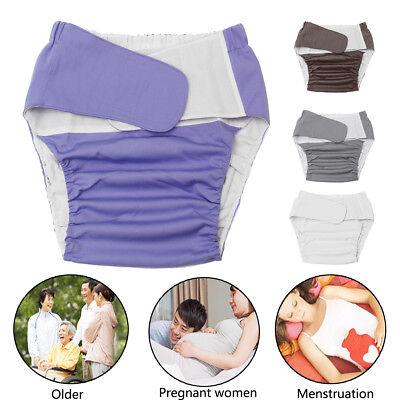 Waschbar Inkontinenz Windel Quatro für Erwachsene Windelhose Windeln Stoffwindel