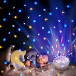 Night Light Projector Kids Rainbow Led Lamp Home Decor For Sale Online Ebay