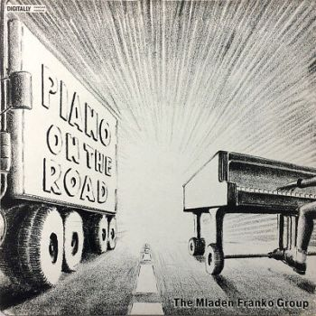 "The Mladen Franko Group ‎– Piano On The Road LIBRARY incl. ""Samba For U"" LISTEN!"