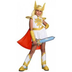 She Ra Costume Masters of the Universe Halloween Fancy Dress