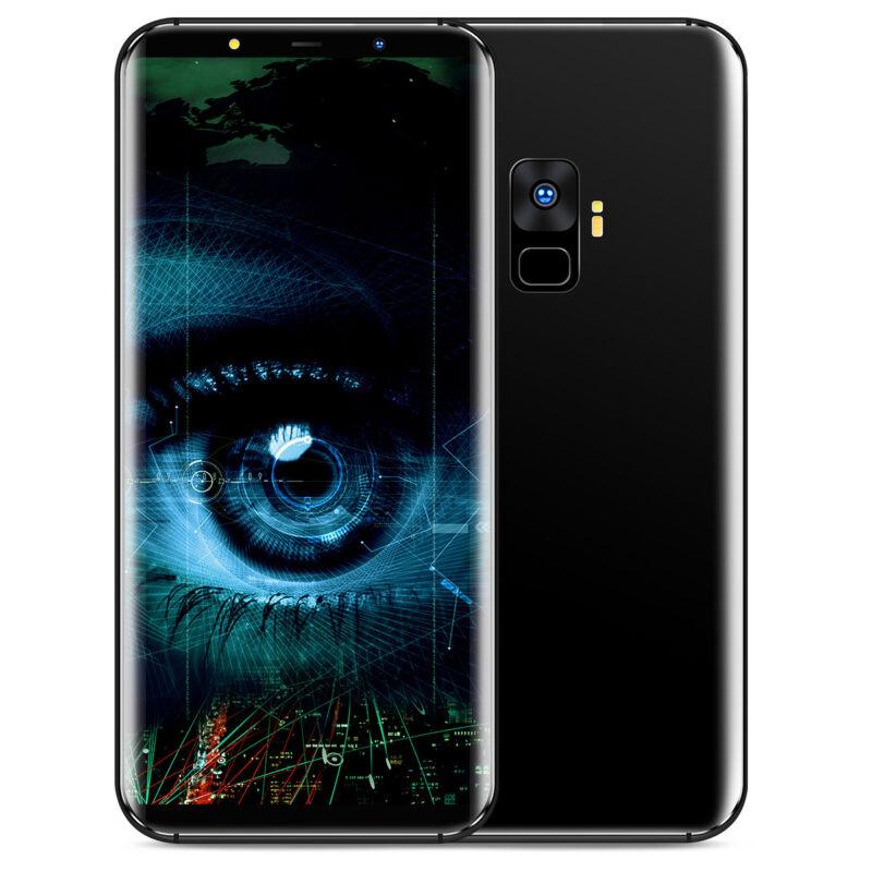 "6,1"" 4GB+64GB Quad Core Handy Smartphone Dual SIM Android 8.0 Ohne Vertrag DE"