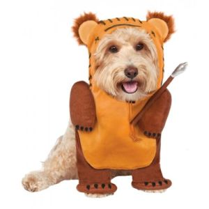 Ewok Costume Pet Star Wars Halloween Fancy Dress