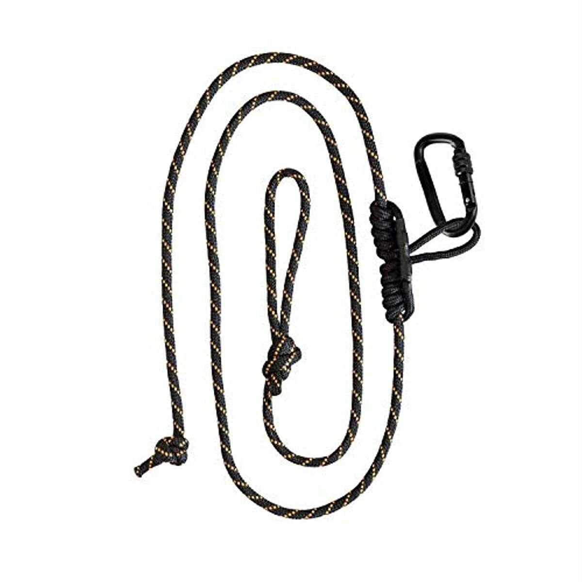 Safety Harness Lineman S Rope Black Orange Travel