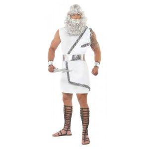 Zeus Costume Halloween Fancy Dress
