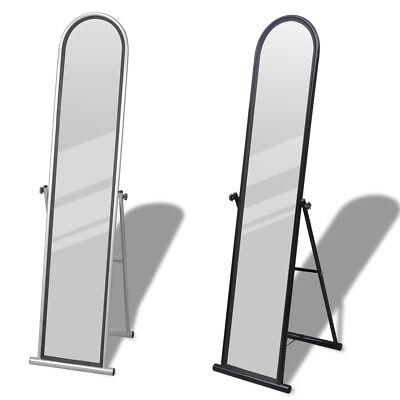 Standspiegel Boden Stehend Spiegel Ankleidespiegel Ganzkörperspiegel rechteckig
