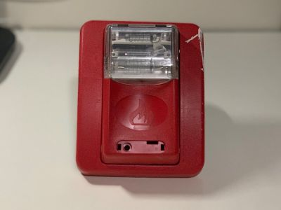 Gentex GES24-15WR Commander 2 Fire Alarm Remote Strobe Red