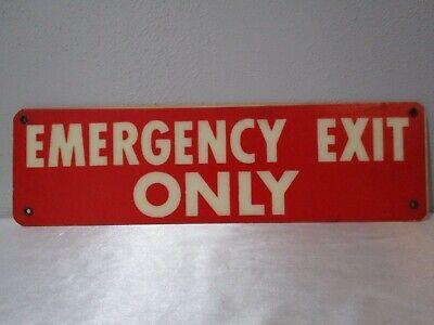 emergency safety lights emergency exit