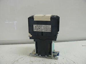 Schneider Electric Lc1d80 Contactor 125a 1000v